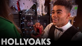 Hollyoaks: Prince Proposes To Lily