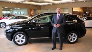 2015 Lexus RX 350 Review