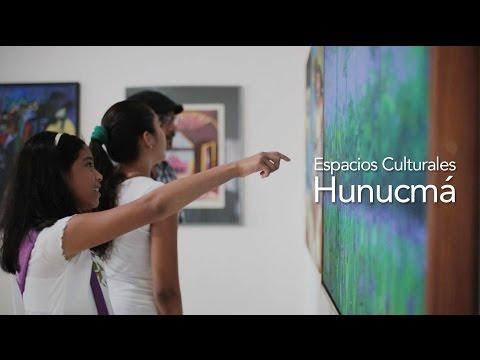 Video Tercera exposición pictórica en el espacio cultural de Hunucmá | Crónica Macay