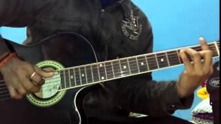 Barish (yaariyan) guitar chords and lesson