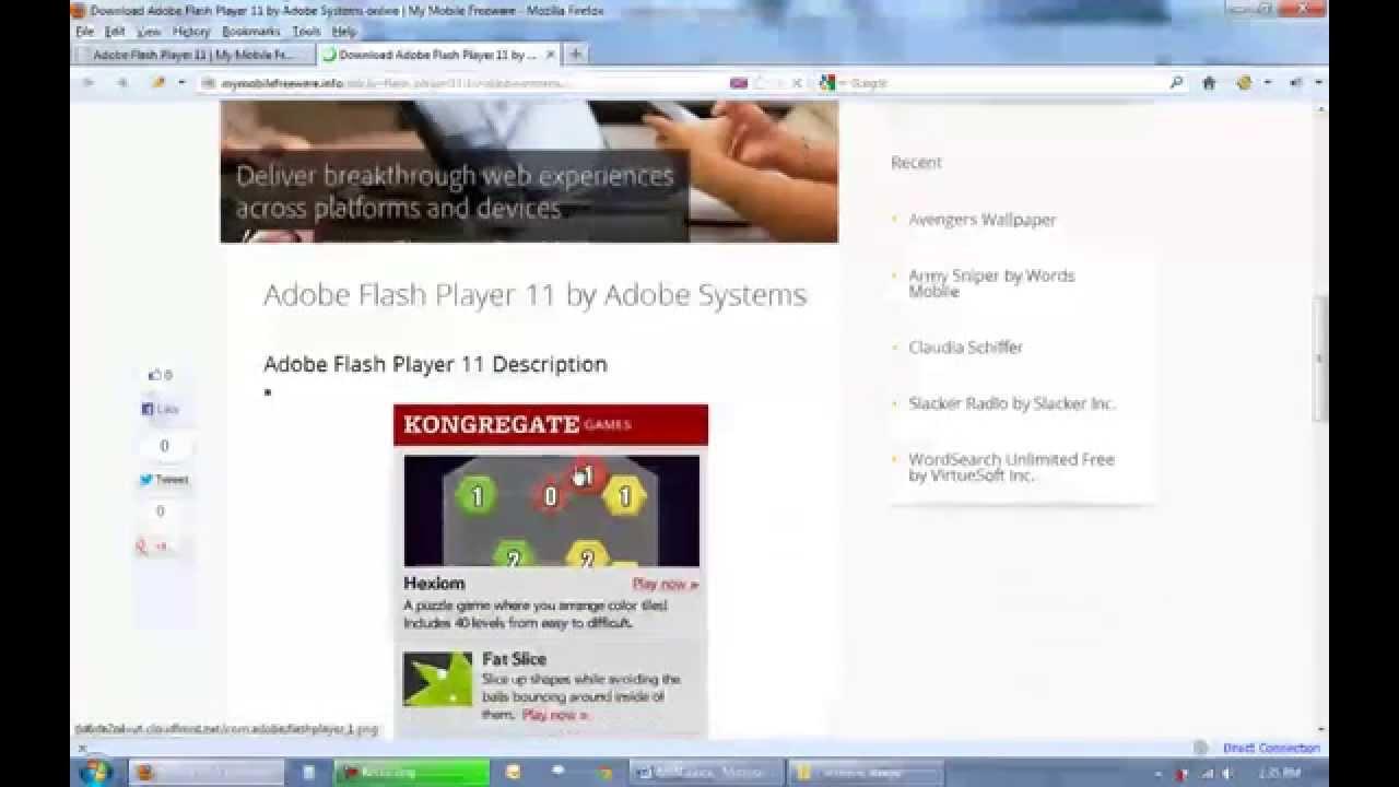 Скачать Flash Для Просмотра Видео Онлайн На Андроид