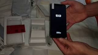 From Gearbest Elephone A5 4G Phablet Unboxing - Review Price