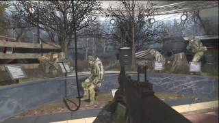 Modern Warfare 2 - Museum Bonus Level