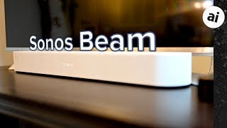 Review: Sonos Beam Is An Ideal Apple TV Companion