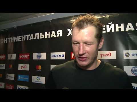 """Андрей Иванов - о победе над """"Ладой"""""""