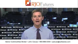 08/13/13 Daily Market Update - Currency Futures