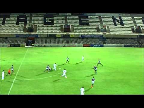 Cartagena juvenil Real Madrid Juvenil