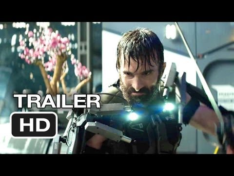 Elysium Official Extended Trailer (2013) - Matt Damon Sci-Fi Movie HD