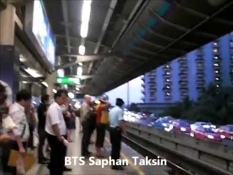 Bangkok Sky Trains (BTS System)