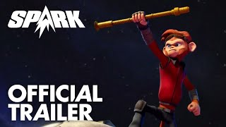 Spark: A Space Tail | Official Trailer [HD] | Global Road Entertainment