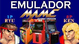 Descargar Emulador de Arcade para PC [2017]   MAME 0.185 Ultima Version   Configuracion Perfecta