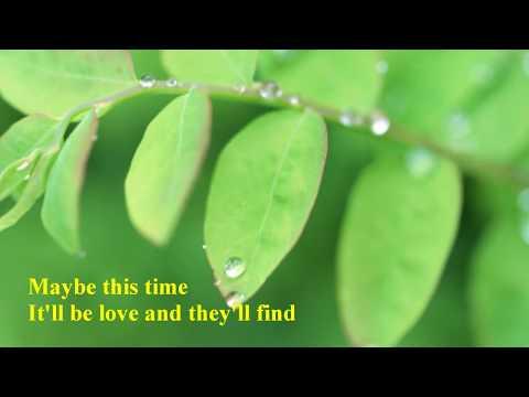 Michael Martin Murphey - Maybe This Time [w/ lyrics]