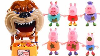 Mejores Videos Para Niños - Peppa Pig Muddy Puddles Bad Dog Game Fun Videos Kids