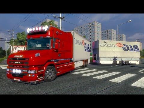 Scania Longline +Download ETS2 (Euro Truck Simulator 2) ✔