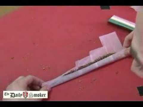 DailySmoker - How to roll a joint - Xxxl