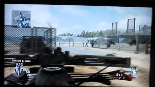 Black Ops Wii HACKER - Call Of Duty (inifinite ammo)