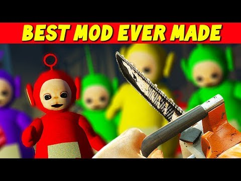 10 SHOCKING Video Game Mods Anyone Can Use