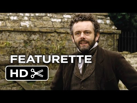 Far From The Madding Crowd Featurette - Boldwood (2015) - Michael Sheen Drama HD