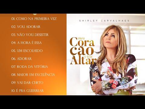 Álbum Teaser - Shirley Carvalhaes - Meu Coração É Teu Altar