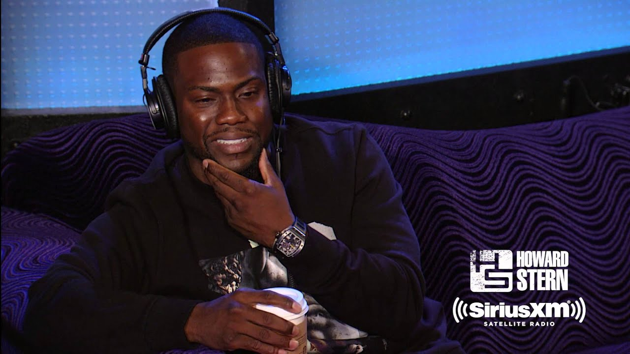 Kevin Hart Discusses His Early Stand-Up Comedy Career