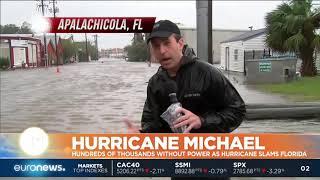 #GME   Hurricane Michael tears through Florida