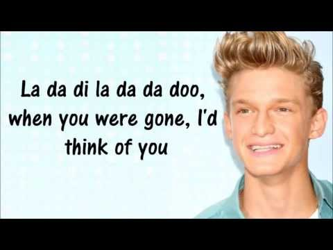 La Da Dee - Cody Simpson + Lyrics on screen