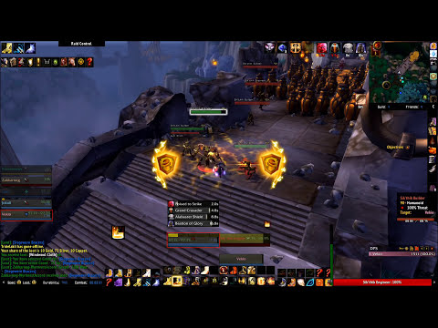How to Tank for Dummies: Protection Paladin 6.0 Guide