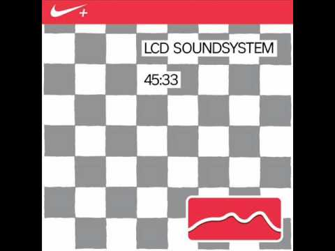 LCD Soundsystem - 45:33 (Theo Parrish&#039;s Space Cadet Mix)
