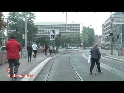 Straßenbahn Nürnberg linia 8