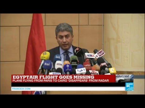 "EgyptAir MS804 flight crash: ""lost plane till wreckage is found"" Egyptian Aviation Minister"
