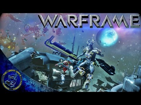 Warframe: Archwing | Sabotage | Corpus | Galilea | Jupiter (60FPS HD1080p)