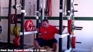 Francis Rousseau - Training 2014-09-08