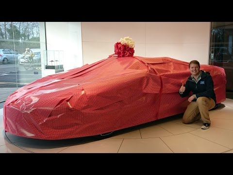 Supercar Christmas Present - NEW Shmeemobile 2015