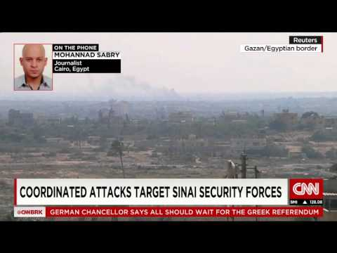 Sinai: 17+ Egyptian Soldiers, 100+ Islamofascist Militants Killed, ISIS Claims Responsibility