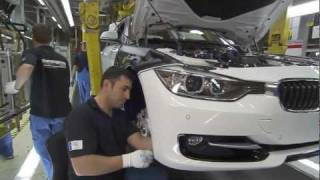 ■BMW 3 Series Production BMW Munich Plant Full HD