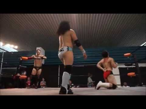 GALLI Tag Team Championship: Barry Ryte/Marcus Conrad vs. Matt Knicks/Chris Castro - 6/22/14