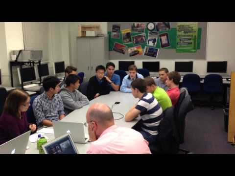 Stuart Hall High School, Tony Blair Foundation Face to Faith Videoconference: Indonesia