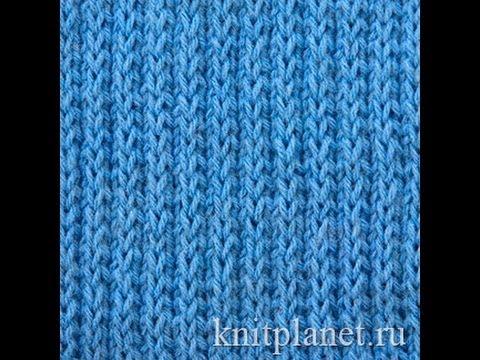 Планета Вязания | Плотный узор