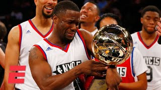 Kevin Hart's Rise And Fall As NBA Celebrity All-Star   30 for 30   ESPN