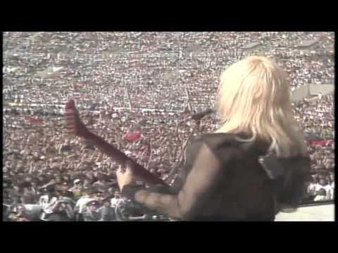 Moscow Music Peace Festival 1989 - 2, Motley Crue, Gorky Park, Ozzy Osbourne