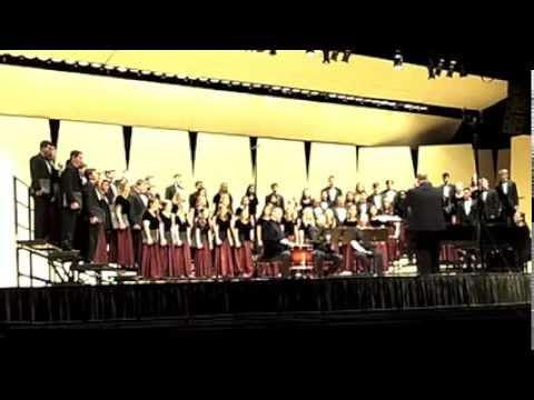 Veni, Veni, Emmanuel ERO CRAS   Michael John Trotta Pearland HS Chamber Choir, Derrick Bready