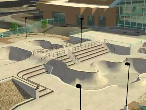 Hollywood Skate Park