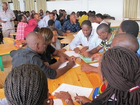 Progress Report: Training a New Generation of Doctors in Tanzania