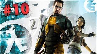Half Life 2 #10 - A Bicharada ta solta