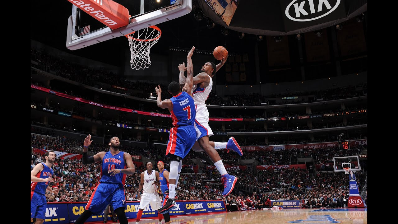 Knight Basketball Player Wallpaper: Top 10 Dunks Of The 2012-2013 NBA Season