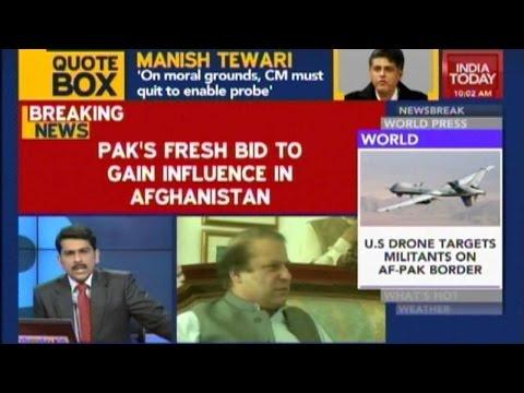 Pakistan Mediates Between Afghan Govt And Tehrik-i-Taliban