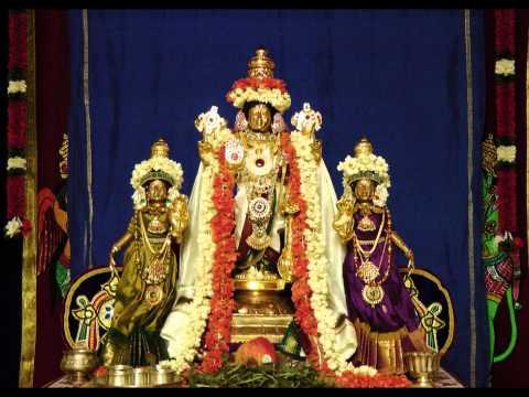 Medieval Sanskrit Hymn Glorifying Lord Vishnu & Sri Krishna -...