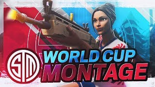 TSM Fortnite World Cup HYPE Montage