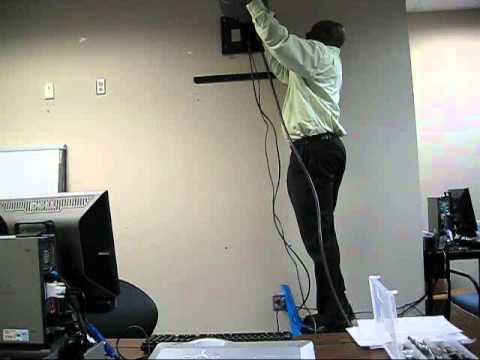 Promethean Smart Board Installation Smart Board Installation.wmv