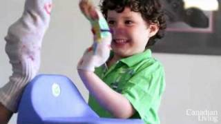Creative play with your preschooler: 3 to 5 years